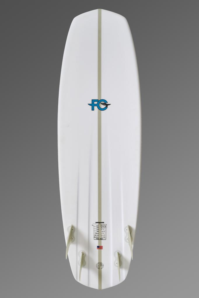 FCD Surfboards_Kiteboard_Blunt Bottom_Grey.png