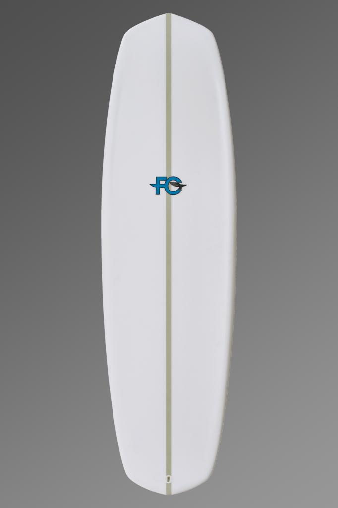 FCD Surfboards_Kiteboard_Blunt_Deck_Grey.png