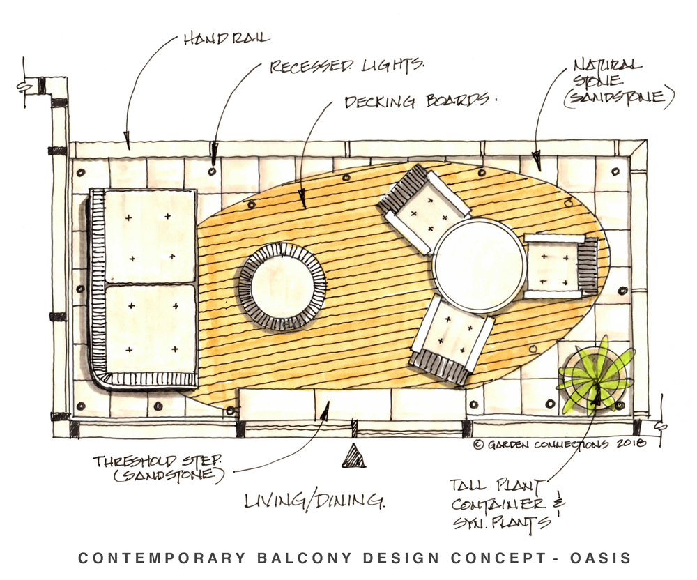 Contemporary Balcony Design Concept - Oasis.jpg
