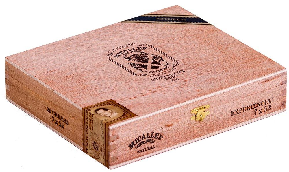 Micallef Experiencia Churchill Box