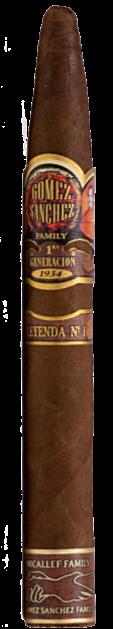 GOMEZ SANCHEZ     LEYENDA      NO. 1