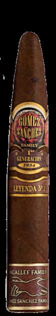 GOMEZ     SANCHEZ  LEYENDA No. 2