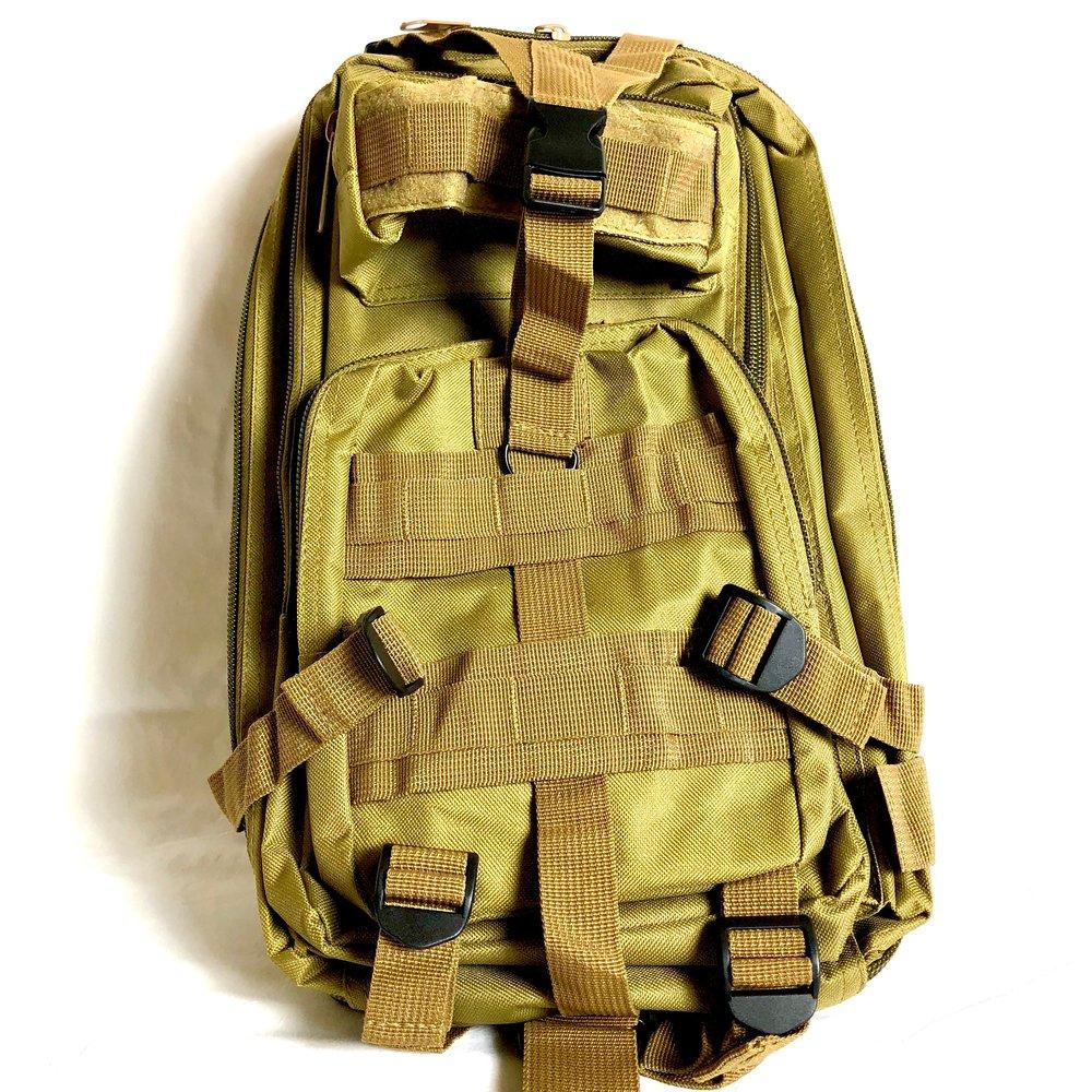 Micallef Backpack, $100.00