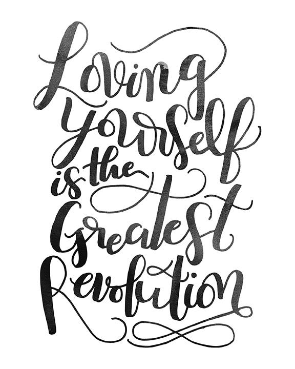 loving yourself-black-watercolor 8 x 10.jpg