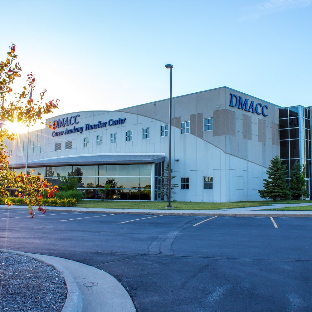 DMACC Career Academy Hunziker Center