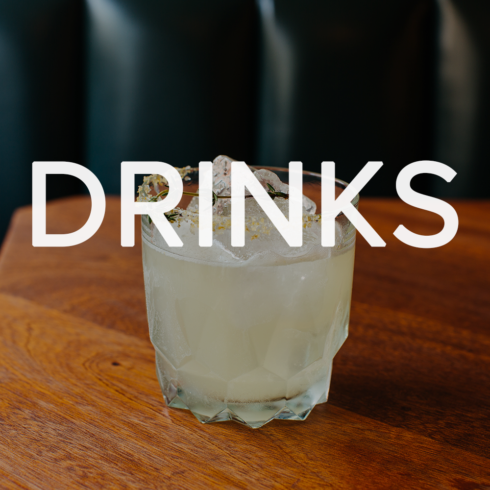 Copy of Drinks