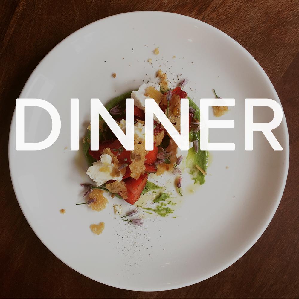 Copy of Dinner