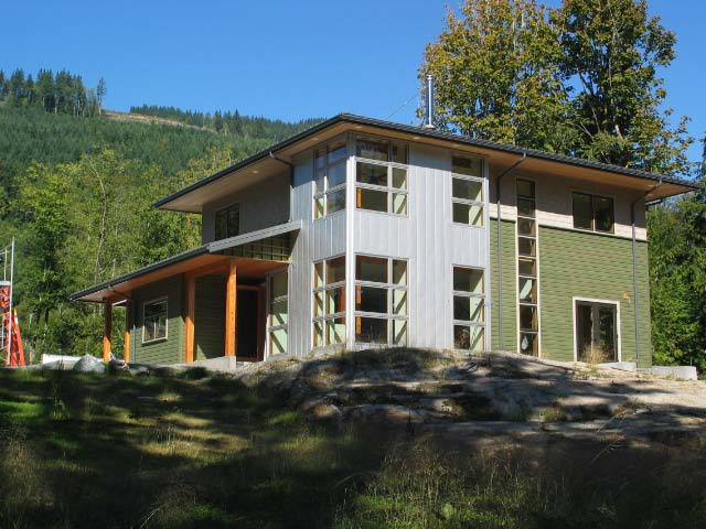 Residential Building Design and Construction in the Pacific Northwest