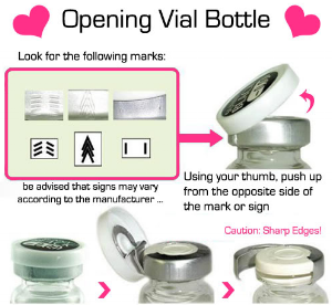 Vial Bottle