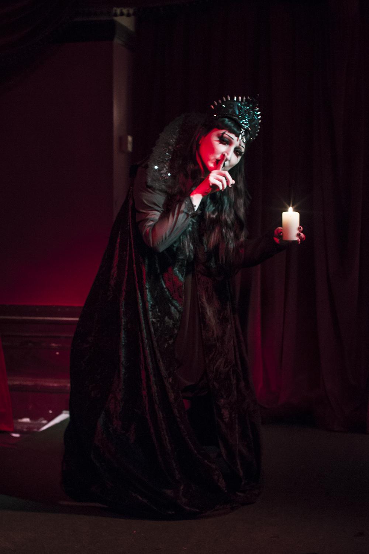 Creepy Cabaret 2015
