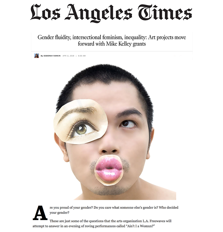 Read More: http://www.latimes.com/entertainment/arts/la-et-cm-mike-kelley-artist-grants-20180411-htmlstory.html