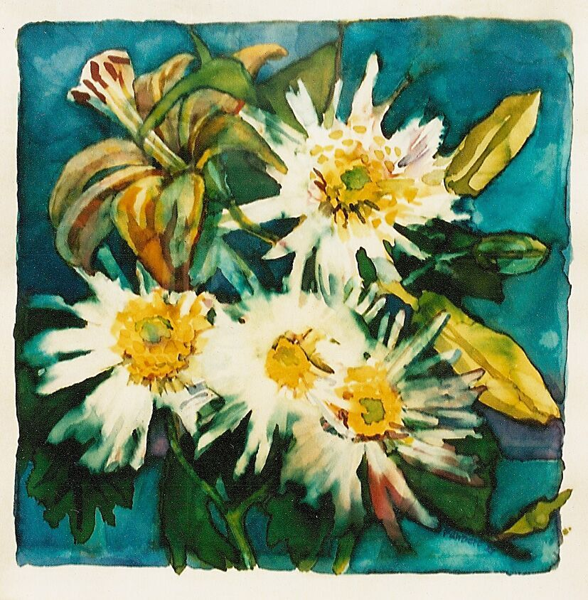 Daisies and Lillies