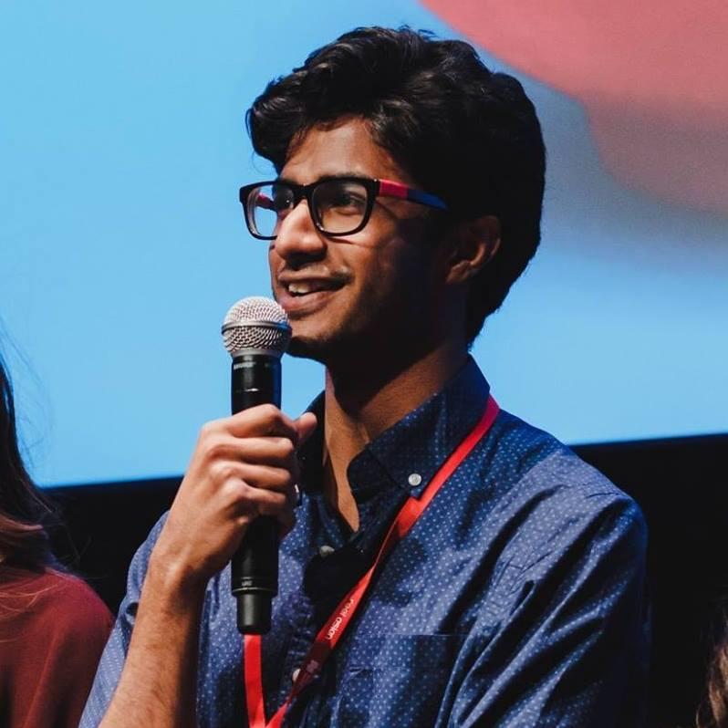 Prajjwal Rajawat Toronto Reel Asian Film Festival
