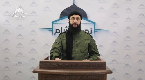 Ahmed Hussein al-Shar'a (AKA A...