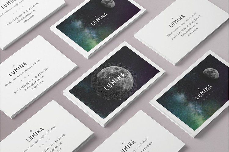 7 of my favorite modern business card templates jen wagner co simple modern business card template colourmoves Images