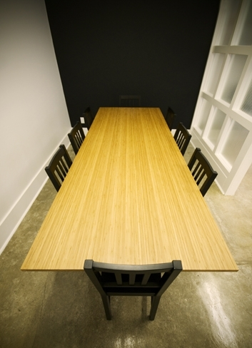 MEETING SPACE -