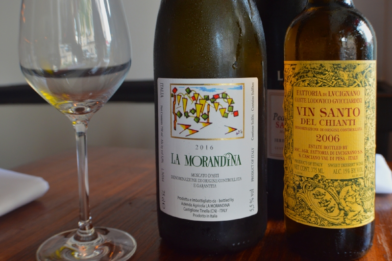 OUR Wine LISt - Enjoy our great selection of old and new world wines
