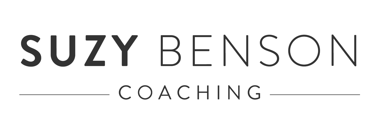 Suzy Benson, Coaching and Facilitation