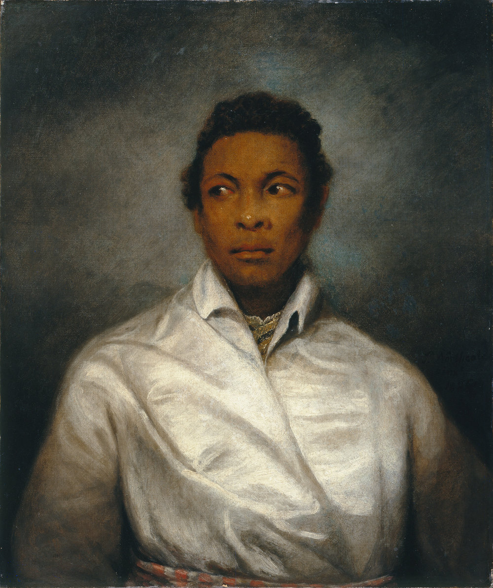 Othello, the Moor of Venice,  1826 James Northcote © Manchester City Galleries Now on Display in Gallery 5.