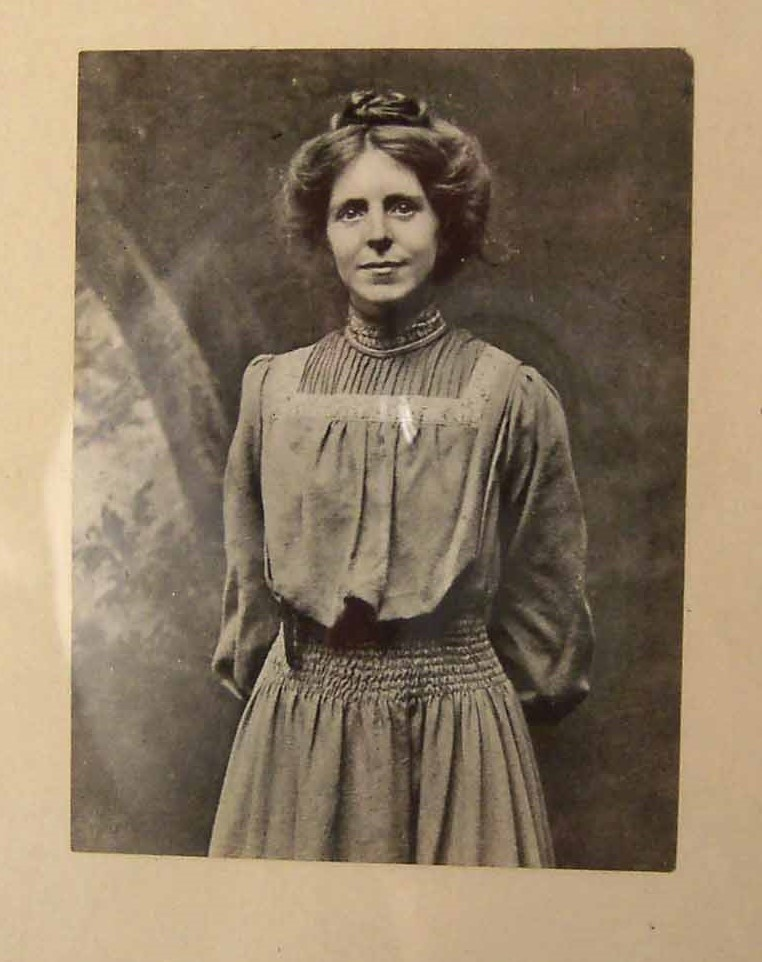 Photograph of Annie Kenny  © Manchester City Galleries