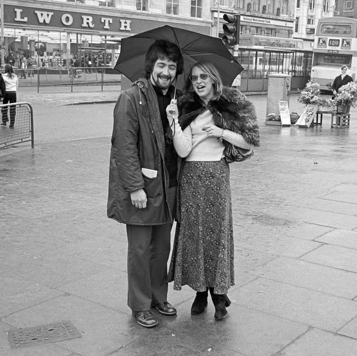 Love Cube (1972) by Martin Parr - credit: Martin Parr/Magnum Photos/Rocket Gallery