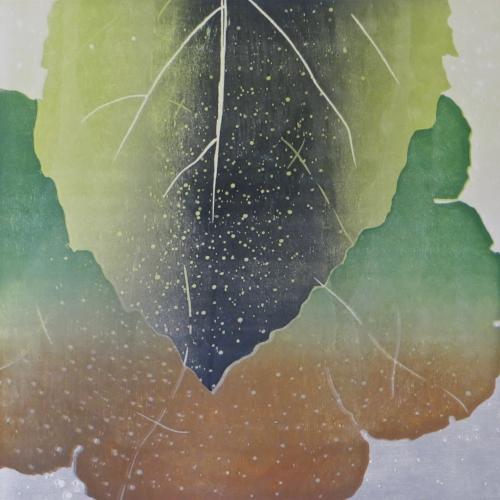 Rain A/P  Woodblock print  $650