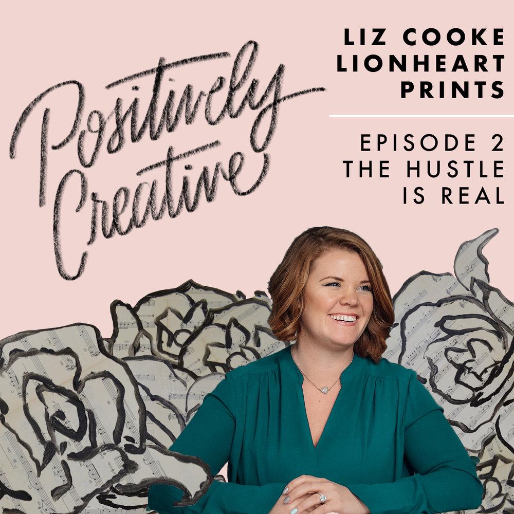 lionheart prints liz cooke