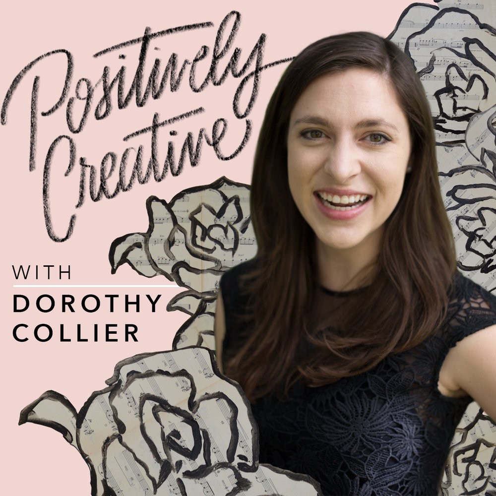 positively creative podcast