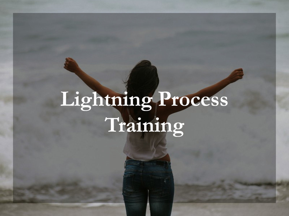 Lightning Process Courses with Alastair