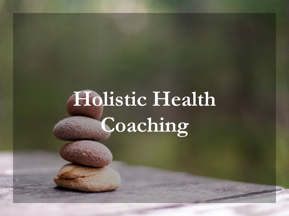 Holistic health coaching
