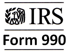 IRS Form 990 for FY 2015-16