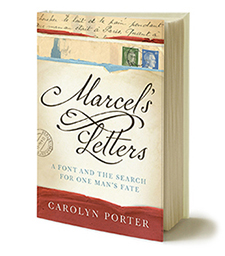 Carolyn Porter's True story of the creation of her Font Marcel