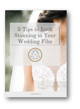 5 Tips For Your Wedding Film