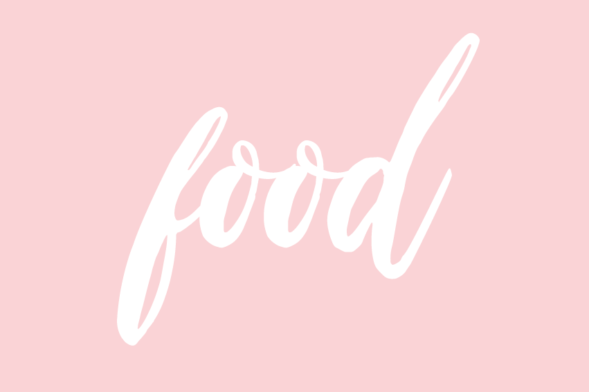 read about what I eat... -