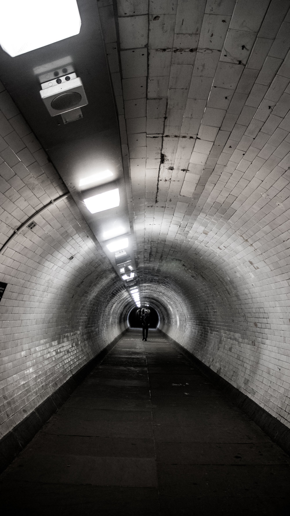 The greenwich tunnel