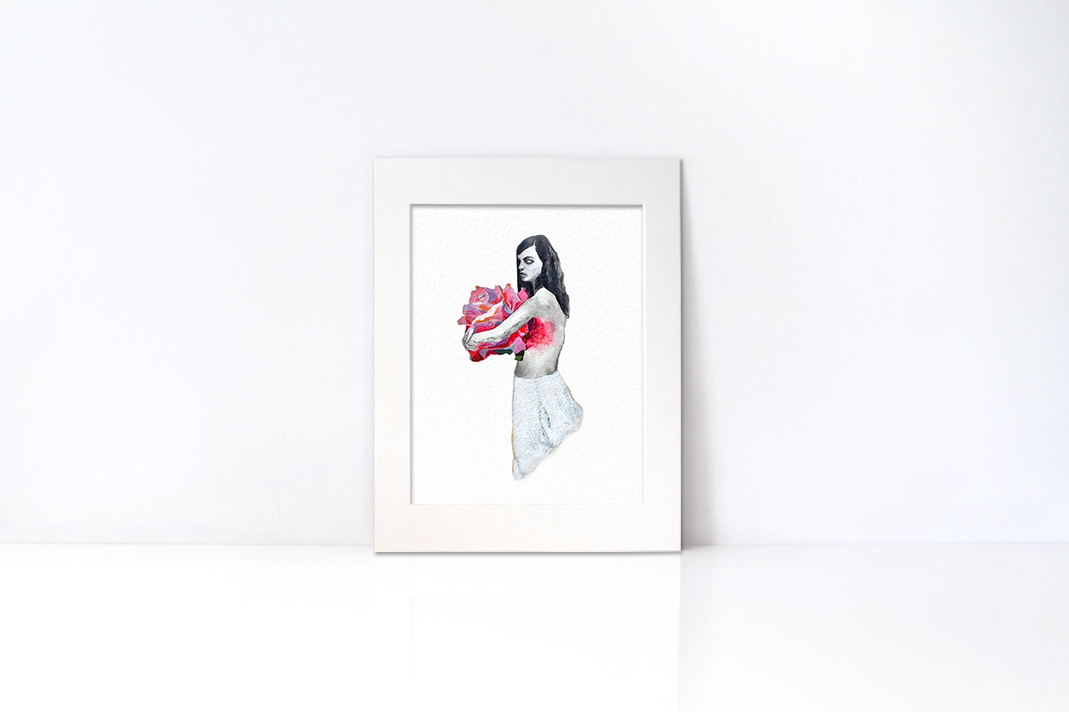 PETALS | Mat Frame