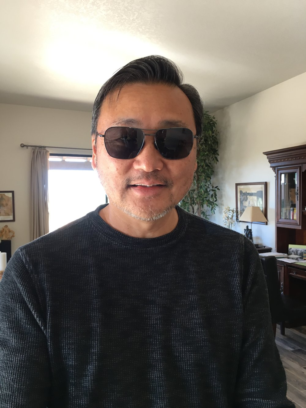 RUSTY KATSUKI - Co-Founder & CFO