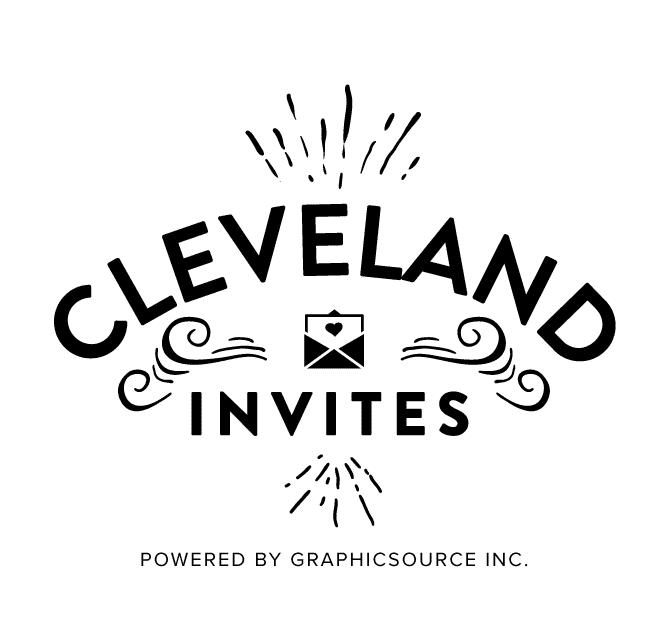 Cleveland Invites - wedding invitations