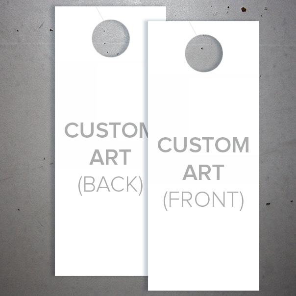 Graphicsource Custom Election Candidate Door Hanger
