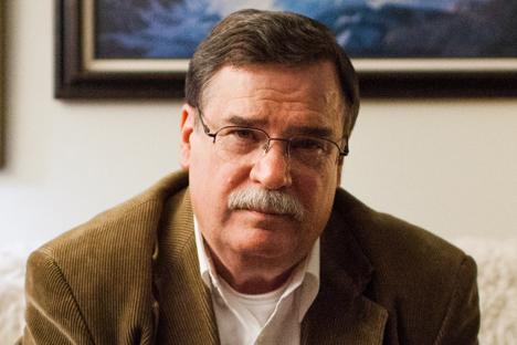 Gregg E. Harris, Director of Noble Institute