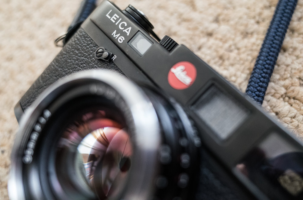 Leica M6 vs other rangefinders