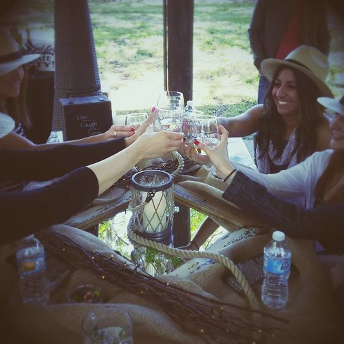 Private tastings by reservation available at  Deep Water Vineyard .