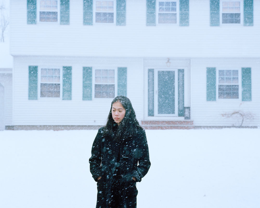Megan, New Jersey, 2014.