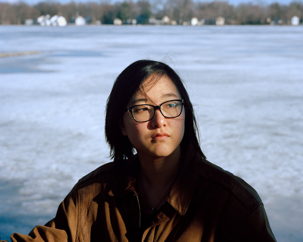Victoria Lin, Parsippany, NJ. 2013.