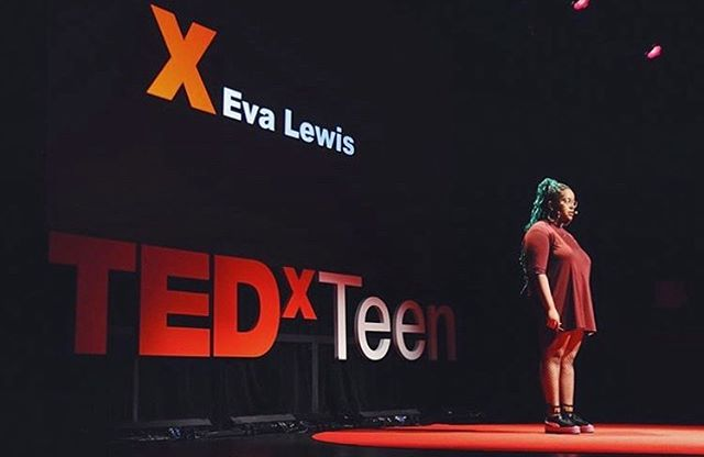 "Another long over due congratulations to our co organizer @imyagirleva !! In November she also performed a @ted talk! She focused on the segregation and therefore inequality that takes place in #Chicago in relation to the education system. Her talk is titled ""Chicago: A Land of Wilderness and Oasis"" and can also be accessed on YouTube! Another bright future ahead of this womyn who is making way for the paths unpaved! We are so proud of our ladies."