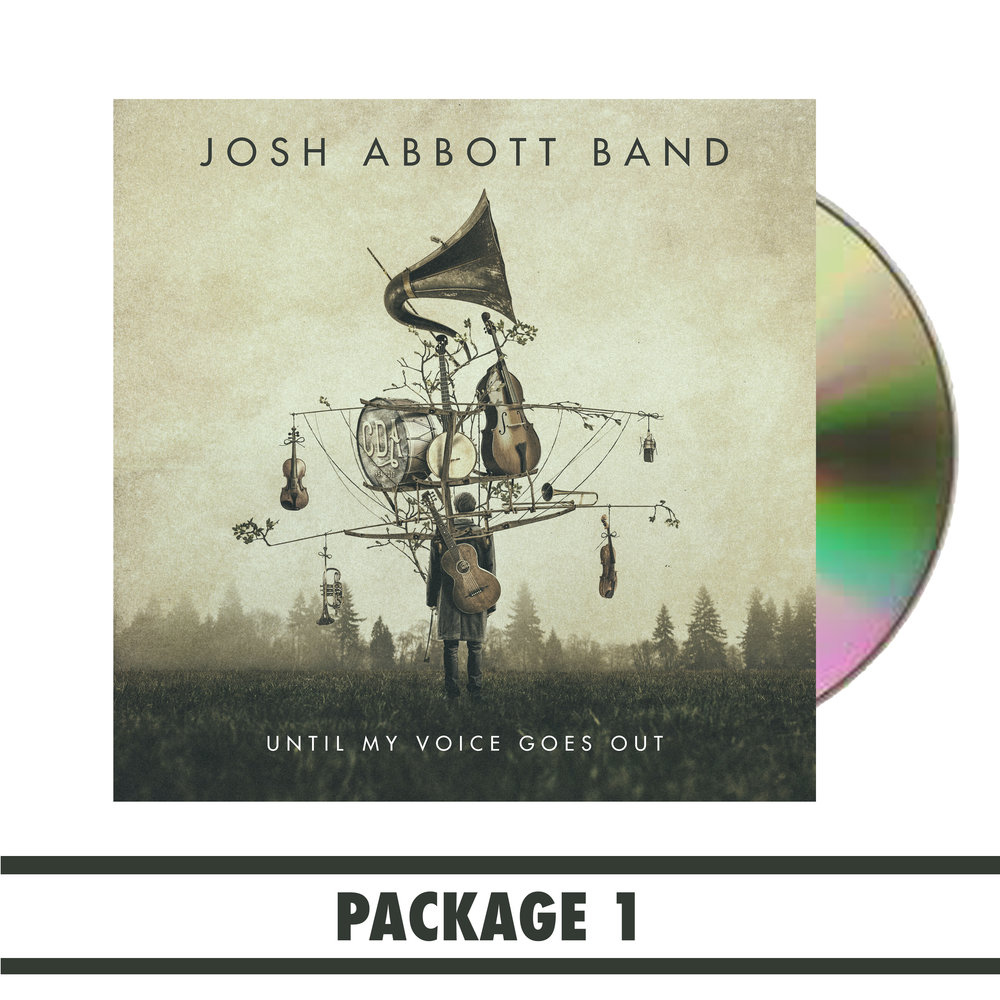 $10 WITH FREE US SHIPPING: SIGNED CD