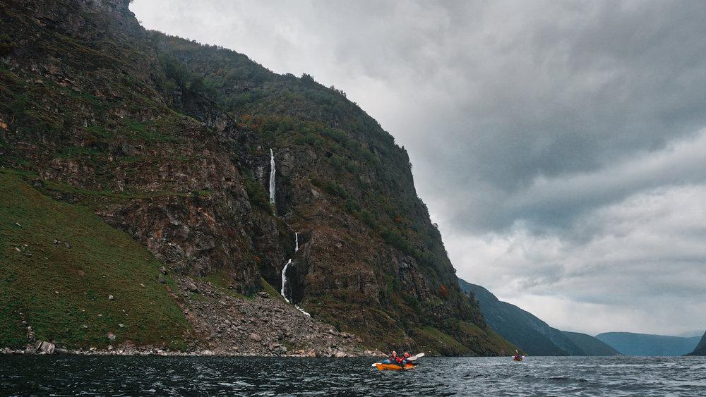 Aurland Fjord Kayak