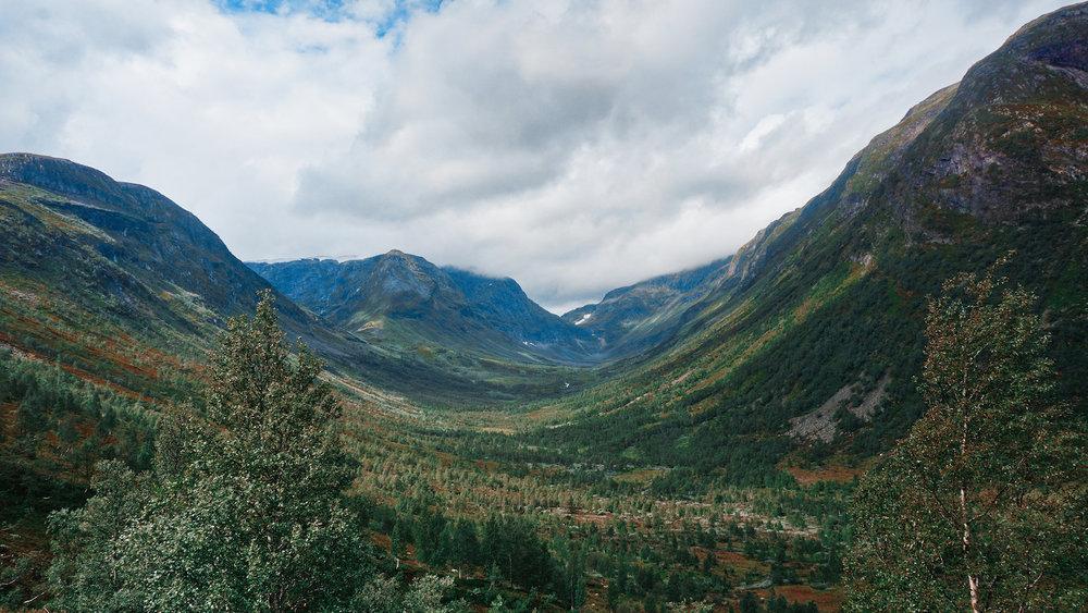 Breiskrednosi - Backcountry Mountains