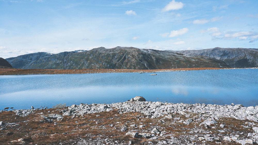 Breiskredosi - Alpine Lake Plateau
