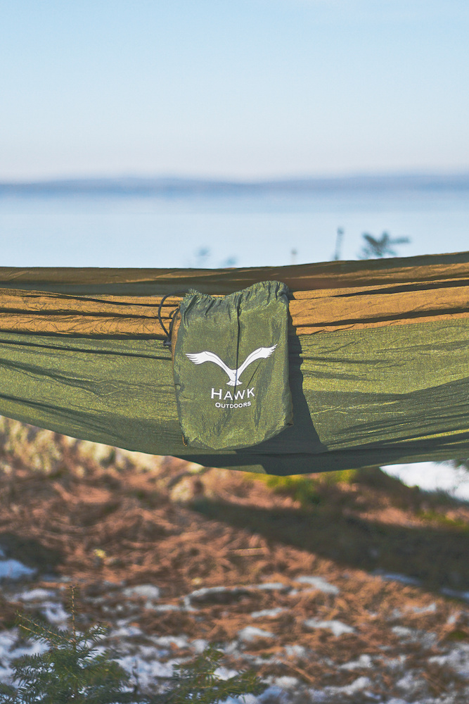 HAWK OUTDOORS - Hammock